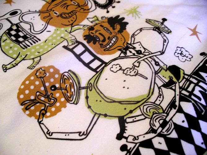 Music Box T-Shirt