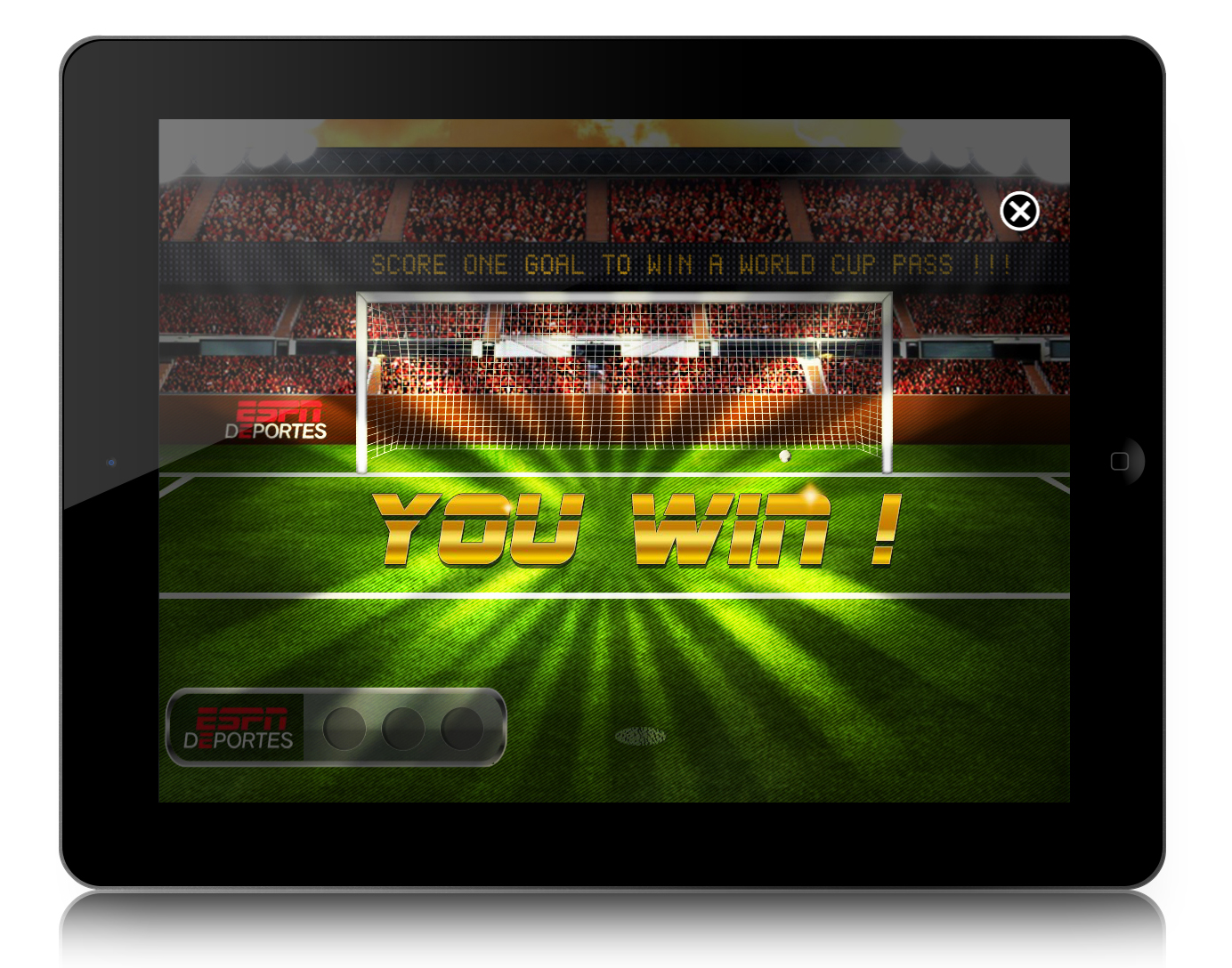 NFL – ESPN Deportes (IPad, IPhone, Android)