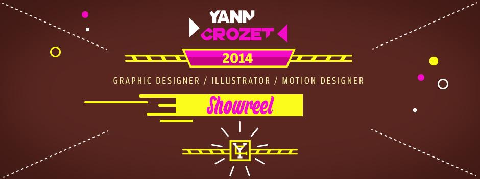 Yann Crozet | Graphic Designer / Illustrator & Motion Designer