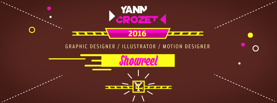 Yann Crozet | Art Director / Illustrator & Motion Designer